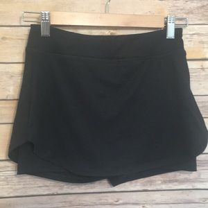 Old Navy Athletic Skirt with Attached Shorts